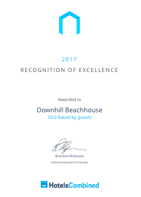 HotelsCombined award